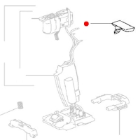Переключатель-слайдер (право/лево) METABO для дрелей-шуруповертов BS 18; SB 18 (343437930)