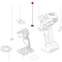 Плоская пружина METABO  для дрелей-шуруповертов BS 18; BS 14.4; SB 18; SB 14.4 (342050860)
