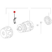 Плоская пружина METABO для дрелей-шуруповертов BS 18; BS 14.4; BS 12 NiCd (342050920)