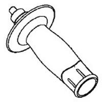 Рукоятка METABO для дрелей-шуруповертов BSP 15.6, угловых шлифмашин WB (314000540)