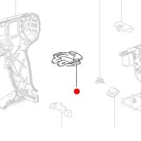 Переключатель-слайдер METABO для дрелей-шуруповертов  BS; SB 18; ударных гайковертов SSD; SSW  (343394790)