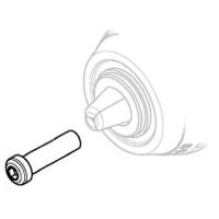 Винт крепления METABO для дрелей-шуруповертов PowerMaxx; BS 18; BS 14.4; SB 18 (341705050)