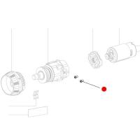 Винты с полупотайной головкой METABO для дрелей-шуруповертов BZ 12 SP (141122210)