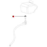 Шестигранная гайка METABO для дрелей MAG 28 LTX 32 (141132010)