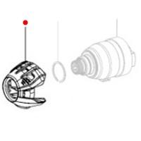 Крышка редуктора METABO для ударных гайковертов SSD 18 LTX 200 BL (343445410)