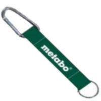 Брелок для ключей METABO с карабином с логотипом (638693000)
