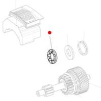 Держатель бит METABO для ударных дрелей-шуруповертов SBE 18 LTX (320050470)