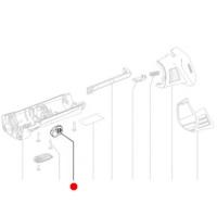 Клавиша включения H/L METABO для угловых шлифмашин W 18 LTX 115 (343397810)