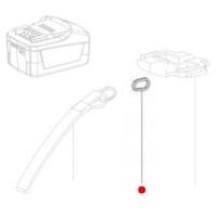 Кольцо METABO для ударных гайковертов SSD, SSW  (344098580)