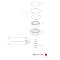 Круглое кольцо METABO для угловых шлифмашин W 18 LTX 115 (143192540)