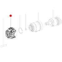 Крышка редуктора METABO для ударных гайковертов SSW 18 LTX 300 BL (343445480)