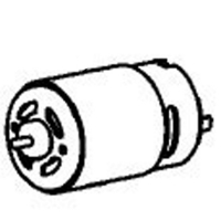 Мотор METABO 10.8V PowerImpact 12 для ударных гайковертов PowerMaxx SSD (317003950)