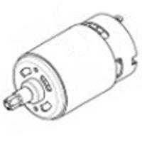 Мотор в комплекте METABO 10.8V для ударных гайковертов PowerMaxx SSD 12 (317005110)