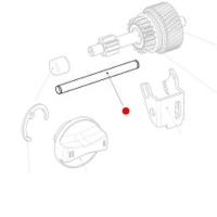 Направляющий болт METABO для ударных дрелей-шуруповертов SBE 18 LTX (341540190)