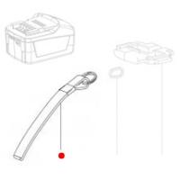 Рукоятка кольца METABO для ударных гайковертов SSD, SSW (316045270)