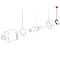 Стопорное кольцо METABO для дрелей BE 18 LTX 6 (141156010)