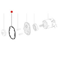 Уплотнительное кольцо METABO для дрелей BE 18 LTX 6 (344099610)