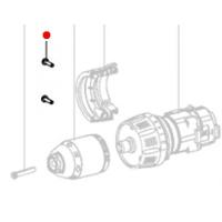 Винты с цилиндрической головкой METABO для дрелей-шуруповертов SB 18, компрессоров Power 160-5 (341704610)
