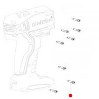 Винт с цилиндрической головкой METABO для ударных гайковертов SSD (141123880)