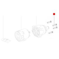 Винт с цилиндрической головкой METABO для ударных гайковертов SSD, SSW (141123430)