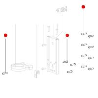 Винты METABO для дрелей MAG 28 LTX 32 (141117050)