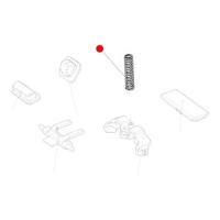 Зажимная пружина METABO ударных для дрелей-шуруповертов SBE 18 LTX (342001770)