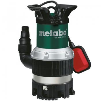 Погружной насос для грязной-чистой воды и откачки со дна METABO TPS 14000S Combi (251400000)