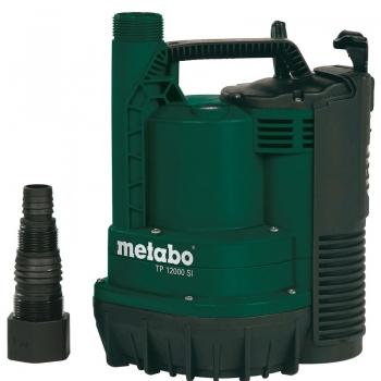 Погружной насос для чистой воды и откачки со дна METABO TP 12000SI (251200009)