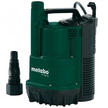 Погружной насос для чистой воды и откачки со дна METABO TP 7500SI (250750013)