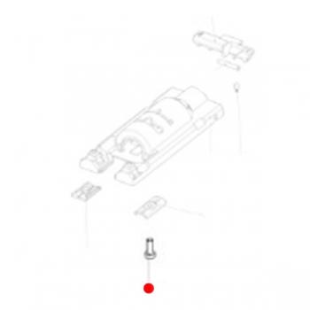 инт со сферо-цилиндрической головкой METABO для лобзиков STA (141116800)