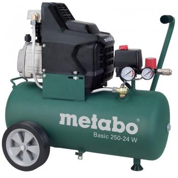 Компрессор METABO Basic 250-24 W