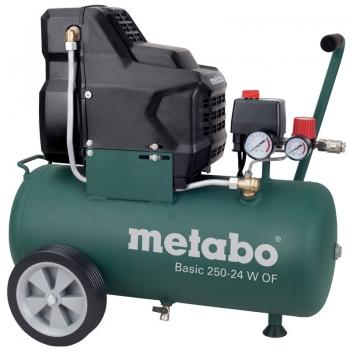 Компрессор безмасляный METABO Basic 250-24 W OF