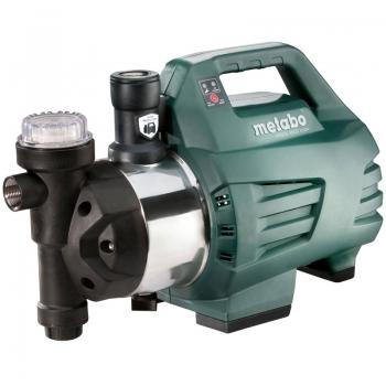 Поверхностный насос-автомат с интегрированным фильтром METABO HWAI 4500 Inox