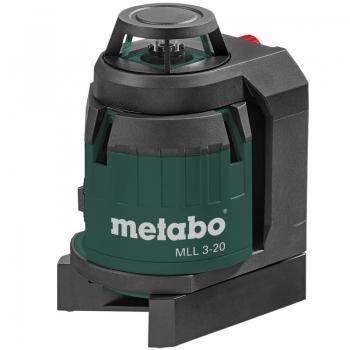 Нивелир лазерный мультилинейный METABO Multi line laser MLL 3-20
