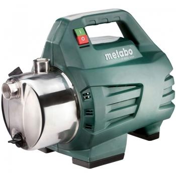 Садовый поверхностный насос METABO P 4500 Inox (600965000)