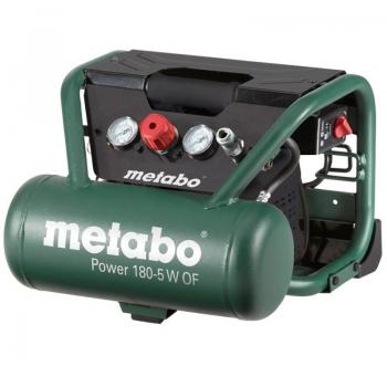 Компрессор безмасляный METABO Power 180-5 W OF