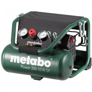 Компрессор безмасляный METABO Power 250-10 W OF