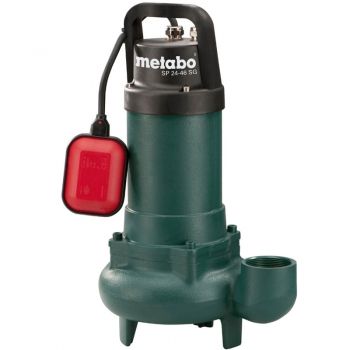 Погружной насос для грязной воды METABO SP 24-46SG (604113000)