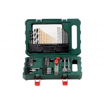 Набор принадлежностей METABO 55 предметов (626707000)