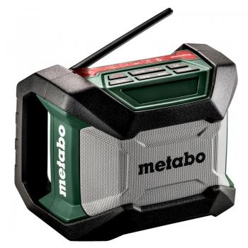 Аккумуляторный строительный радиоприемник METABO R 12-18 BT (600777850)