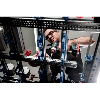 Дрель-шуруповерт аккумуляторная METABO PowerMaxx BS 12 Q (601037500)