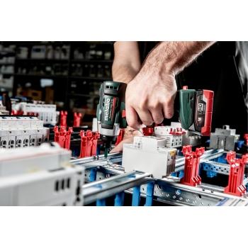 Ударный гайковерт аккумуляторный METABO PowerMaxx SSD 12 BL (601115500)