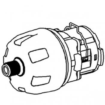 Редуктор в сборе METABO для дрелей-шуруповертов BS 18, BS 14.4 (316049970)