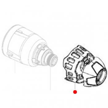 Корпус редуктора в сборе METABO для ударных гайковертов SSD (316053190)