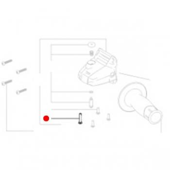 Цилиндрический винт METABO для угловых шлифмашин W 18 LTX (141117980)