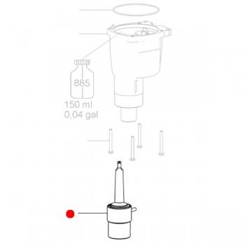 Хвостовик MK2 METABO для дрелей MAG 28 LTX 32 (316046240)