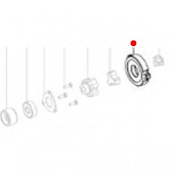 Фланец подшипника METABO для угловых шлифмашин  WF 18 LTX (315202620)