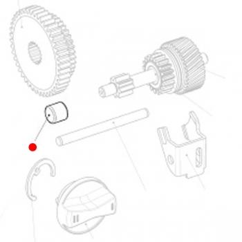 Игольчатый подшипник METABO для ударных дрелей-шуруповертов SBE 18 LTX (143115480)