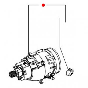Редуктор в сборе METABO для ударных дрелей-шуруповертов SB 18; SB 14.4 (316047200)