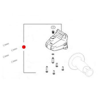 Корпус редуктора METABO для угловых шлифмашин W 18 LTX 115 (316047570)